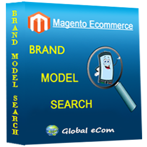 Brand Model Search-Magento Extension