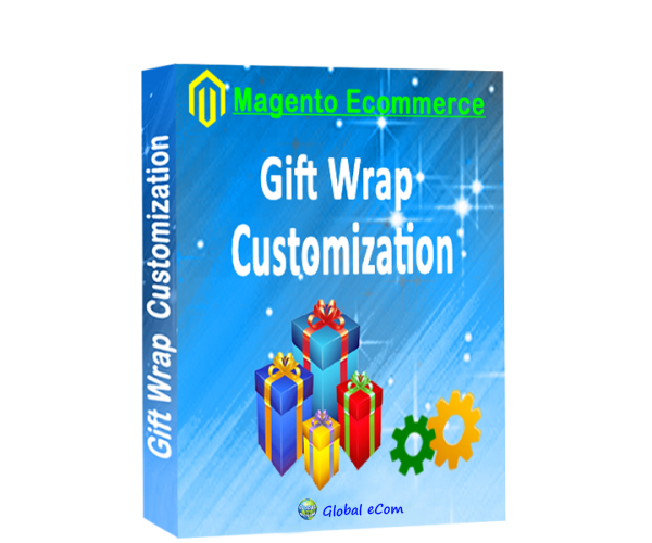 Gift wrapper Customization