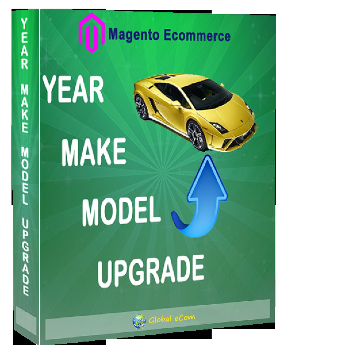 Year Make Model UPGRADE