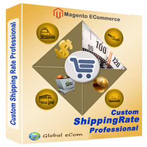 Custom Shipping Rate Professional Extension