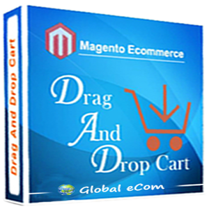 Drag and Drop Cart-Magento Extension