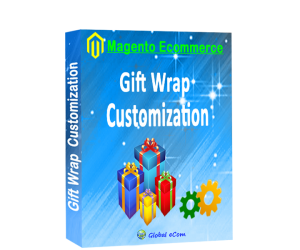 Gift wrapper Customization