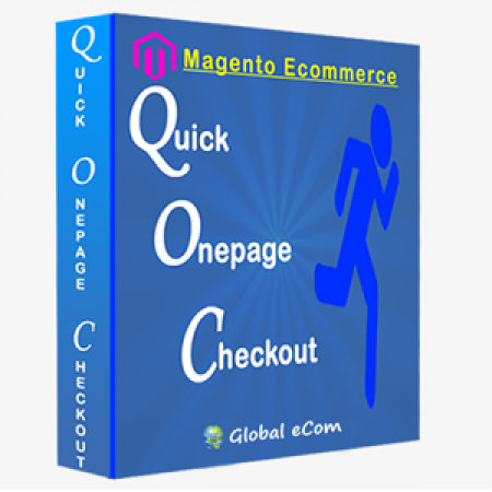 Quick One Page Checkout - Magento Extension