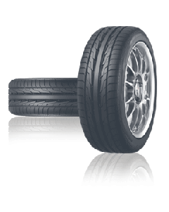 TIRES DRB 340 AA TO ULTRA-HIGH DIRECTIONAL PERFORMANCE