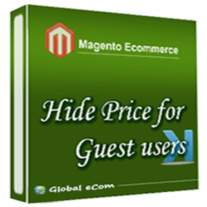 Hide Product Price For Guest Users-Magento Extension