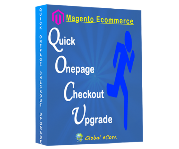 Quick Onepage Checkout UPGRADE
