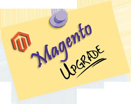 Magento Upgrade