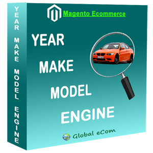 Year Make Model Engine-Magento Extension