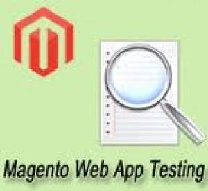 Magento Web App Testing