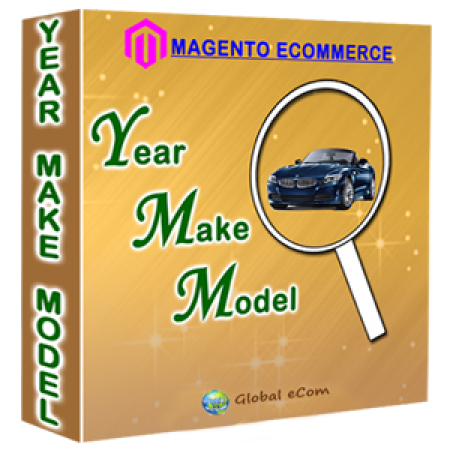 Year Make Model-Magento Extension