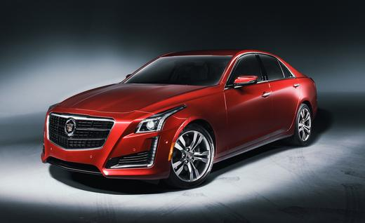2014 Cadillac CTS- Vsport